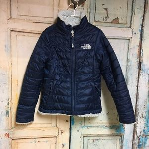 The North Face Fur Reversible Winter Jacket 6
